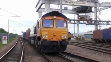 42. - Manchester Containerbase to Wembley Yard via Styal & Crewe  £25.99